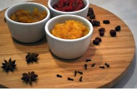 Dżem dyniowo- pomarańczowy
