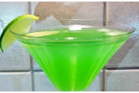 Green Lime drink