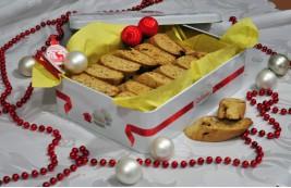 Migdałowe ciasteczka- Biscotti