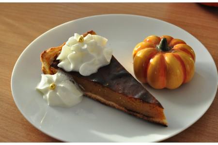 Pumpkin Pie, czyli placek dyniowy