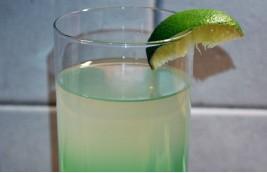 Zielony drink