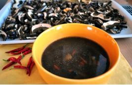 Zupa grzybowa tradycyjnie